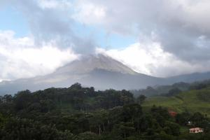 The Arenal Cloudy